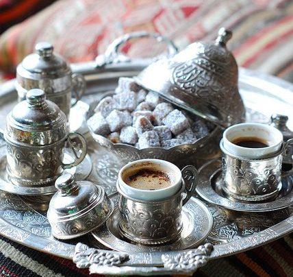 Kahve adabı